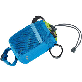 Acepac Fat Bottle Bag Bike Pannier blue/black